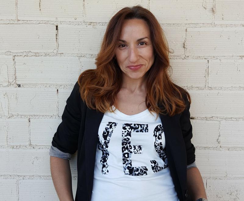 Paloma Sadki responsable de Redes Sociales en la agencia de Branding y Marketing MarySojo.com