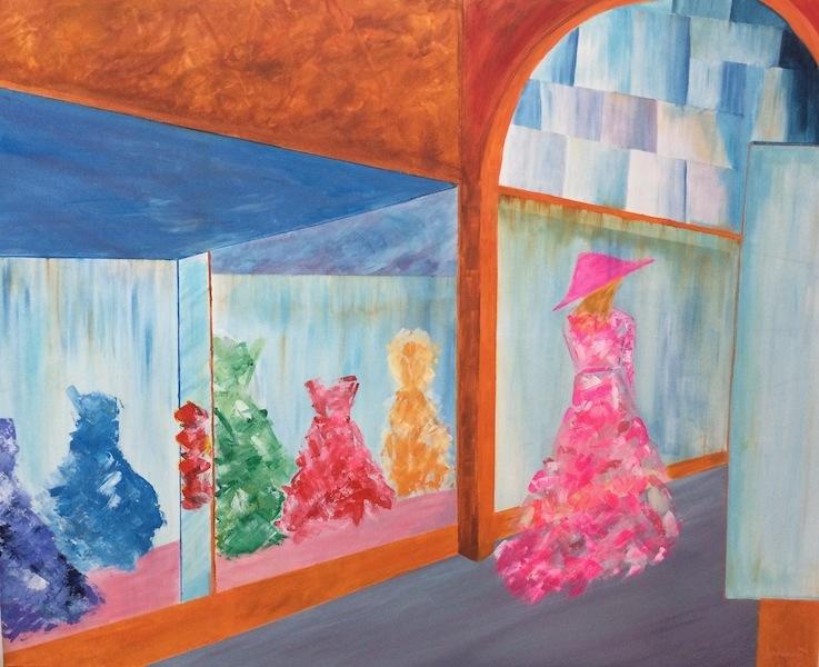 Galería virtual de arte de Mary de Sojo Agencia de Marca Personal y Branding para pintores, presenta aManu's Art - Manuela Bernardo -