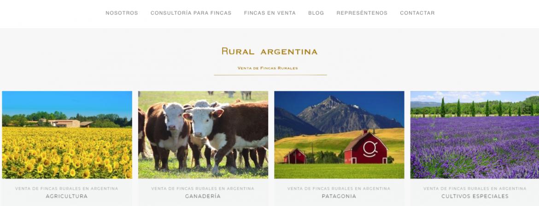 La agencia Mary de Sojo Branding & Marketing ha diseñado el Plan Estratégico y el Plan de Marketing para Rural Argentina