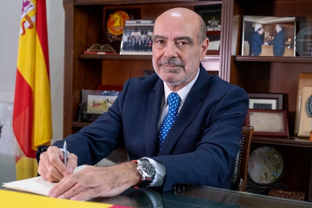 D. Jose Juan Morales Fernandez Presidente ANCCE by Mary de Sojo Personal Branding