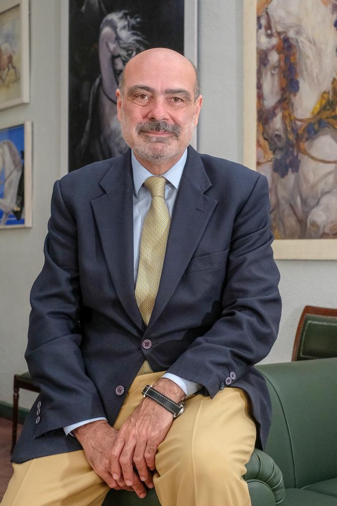 D.Jose Juan Morales Fernandez- Presidente de ANCCE - Asociacion Nacional de Criadores de Caballos de Pura Raza Española by Mary de Sojo Personal Branding
