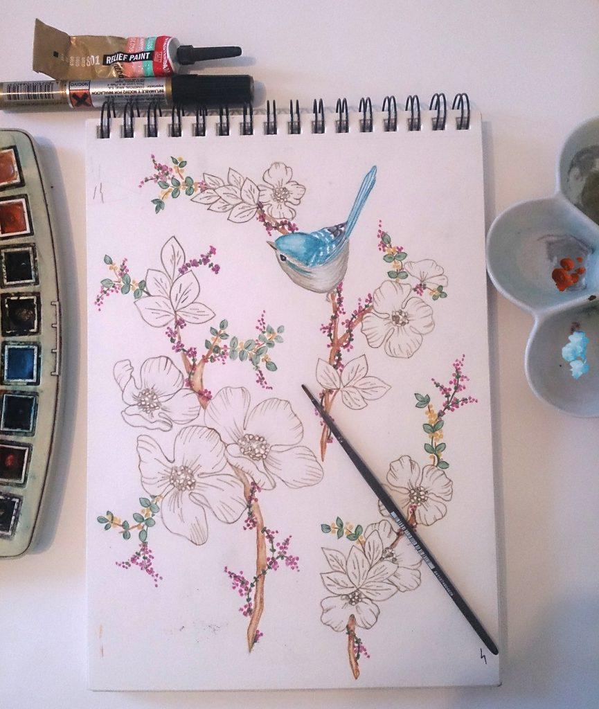Dibujando . Elegancia y Creatividad de Covadonga Jaquete en Good Talks by Mary de Sojo